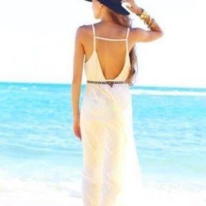 🌻Ava Sky Honolulu Hawaii Maxi Dress